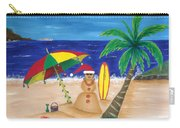 Christmas In Kona Carry-all Pouch