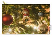 Christmas Tree Ornaments Carry-all Pouch
