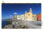 church in Camogli Carry-all Pouch