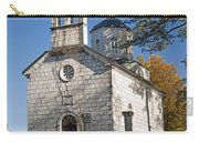 Church In Cetinje Montenegro Carry-all Pouch