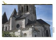 Church - Loches - France Carry-all Pouch