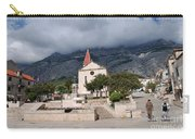Church Of St.mark Makarska Carry-all Pouch