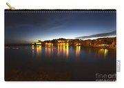 Cinque Terre At Night Carry-all Pouch
