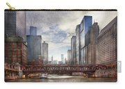 City - Chicago Il - Looking Toward The Future Carry-all Pouch