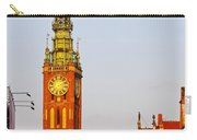 City Hall In Gdansk Carry-all Pouch