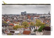 City Of Amsterdam From Above Carry-all Pouch