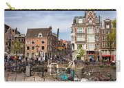 City Of Amsterdam In Netherlands Carry-all Pouch