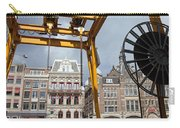 City Of Amsterdam Urban Scenery Carry-all Pouch