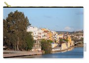 City Of Seville In Spain Carry-all Pouch
