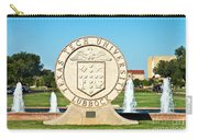 Classical Image Of The Texas Tech University Seal  Carry-all Pouch