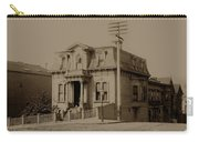 Clay And Hyde Street's San Francisco Built In 1874 Burned In The 1906 Fire Carry-all Pouch