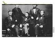 Clement Vallandigham (1820-1871) Carry-all Pouch