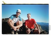 Climbing Foley Peak Carry-all Pouch