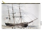 Clipper Flying Cloud, 1851 Carry-all Pouch