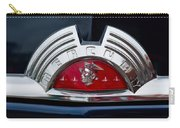 Close-up Of A Mercury Classic Car Of Carry-all Pouch
