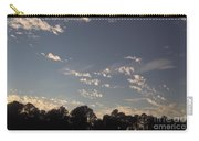 Clouds At Sunset Carry-all Pouch