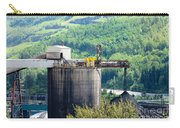 Coal Mine Electrical Energy Power Plant In Nature Carry-all Pouch