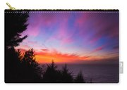 Coastal Skies Carry-all Pouch