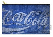 Coca Cola Blues Carry-all Pouch