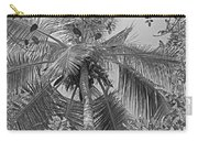 Coconut Palm Carry-all Pouch