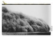 Colorado Dust Storm, 1935 Carry-all Pouch