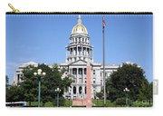 Colorado State Capitol Building Denver Carry-all Pouch
