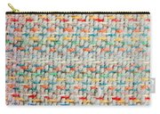 Colorful Blanket Carry-all Pouch