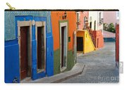 Colorful Street, Mexico Carry-all Pouch