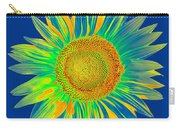 Colourful Sunflower Carry-all Pouch