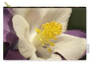 Columbine In The Morning Carry-all Pouch
