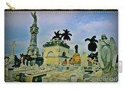 Columbus Cemetary Havana Carry-all Pouch