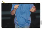 Comedian George Carlin Carry-all Pouch