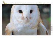Common Barn Owl Carry-all Pouch