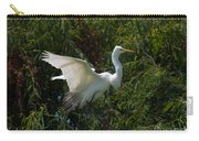 Common Egret Carry-all Pouch