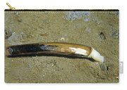 Common Razor Clam Carry-all Pouch
