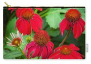 Coneflowers Echinacea Rudbeckia Carry-all Pouch