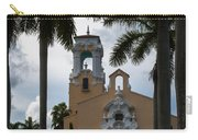 Congregational Church Of Coral Gables Carry-all Pouch