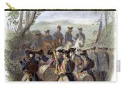 Continental Army Band Carry-all Pouch