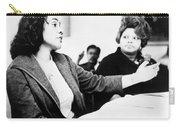 Coretta Scott King (1927-2006) Carry-all Pouch