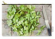 Coriander Carry-all Pouch