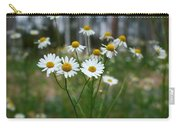 Corn Chamomile Carry-all Pouch