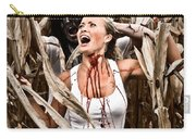 Corn Field Horror Carry-all Pouch