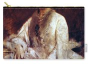 Cosima Wagner (1837-1930) Carry-all Pouch