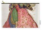 Costume Design For The Ballet La Carry-all Pouch