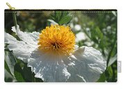 Coulter's Matilija Poppy 1 Carry-all Pouch