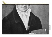 Count Alessandro Volta (1745-1827) Carry-all Pouch