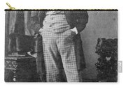 Count Walewski (1810-1868) Carry-all Pouch