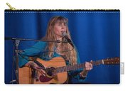 Country Blues Singer Rory Block In Concert Carry-all Pouch