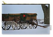 Country Christmas Carry-all Pouch