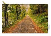 Country Lane Carry-all Pouch by Adrian Evans